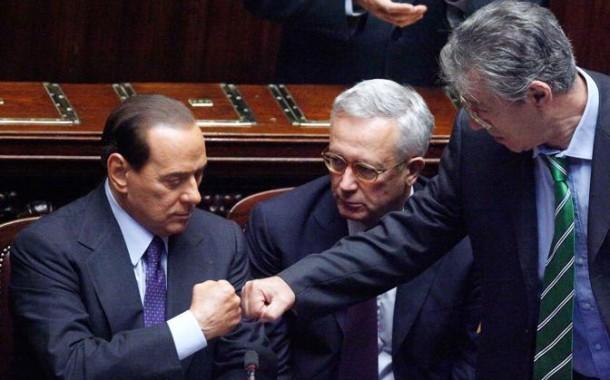 Berlusconi lancia il delfino Tremonti