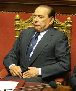 Berlusconi ottiene la fiducia