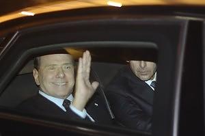 Berlusconi si dimette