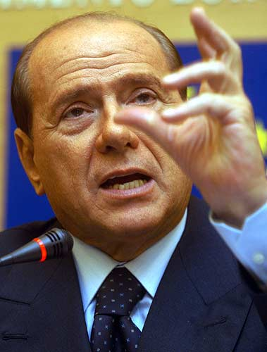 Berlusconi su al Jazeera