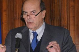"""Bersani propone il """"Nuovo Ulivo""""."""