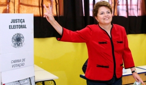 Brasile, con il 55% Dilma Roussef batte Serra al ballottaggio.