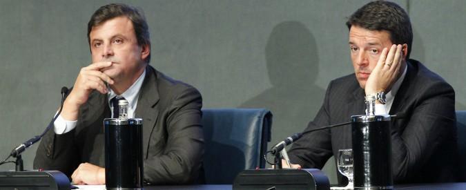 Canone Rai: per Renzi va abolito, per Calenda no