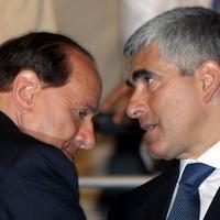 """Casini """"ironizza"""" su Berlusconi"""