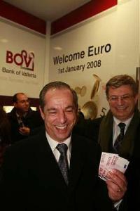 Cipro e Malta nell'Euro