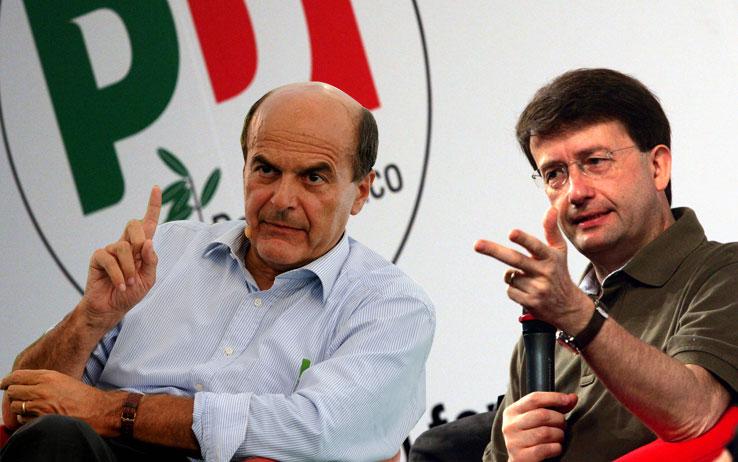 Congresso Pd: il 25 ottobre Franceschini vs Bersani
