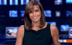 Cristina Parodi torna al tg