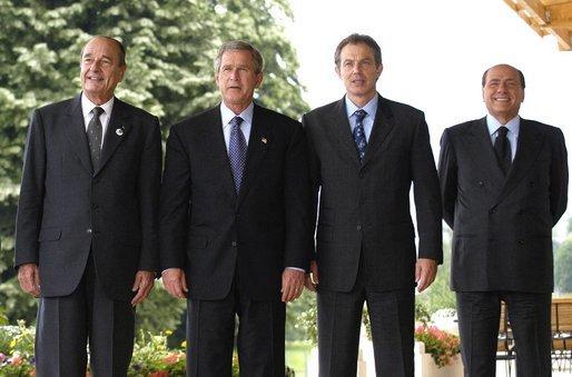 Ecco i frutti avvelenati della politica di Bush, Blair e Berlusconi....