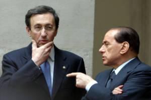 Faccia a faccia Berlusconi-Fini