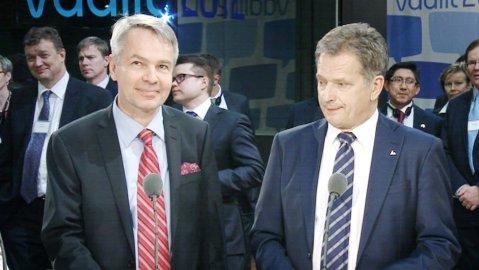 Finlandia. Presidenziali: al ballottaggio due filo-Ue