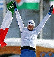 Fondo, Giorgio Di Centa regala all'Italia il quinto oro
