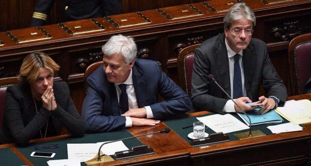 Governo Gentiloni: tredicesimo mese