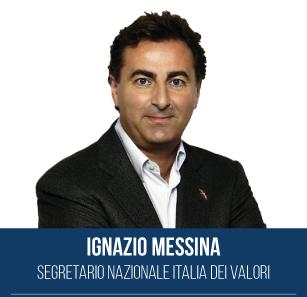 Idv: Ignazio Messina eletto nuovo segretario