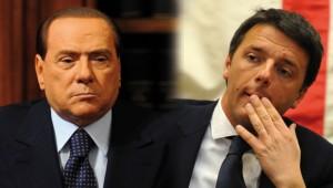Incontro Renzi-Berlusconi: le reazioni