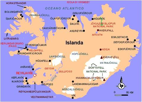 Islanda verso l'Unione europea