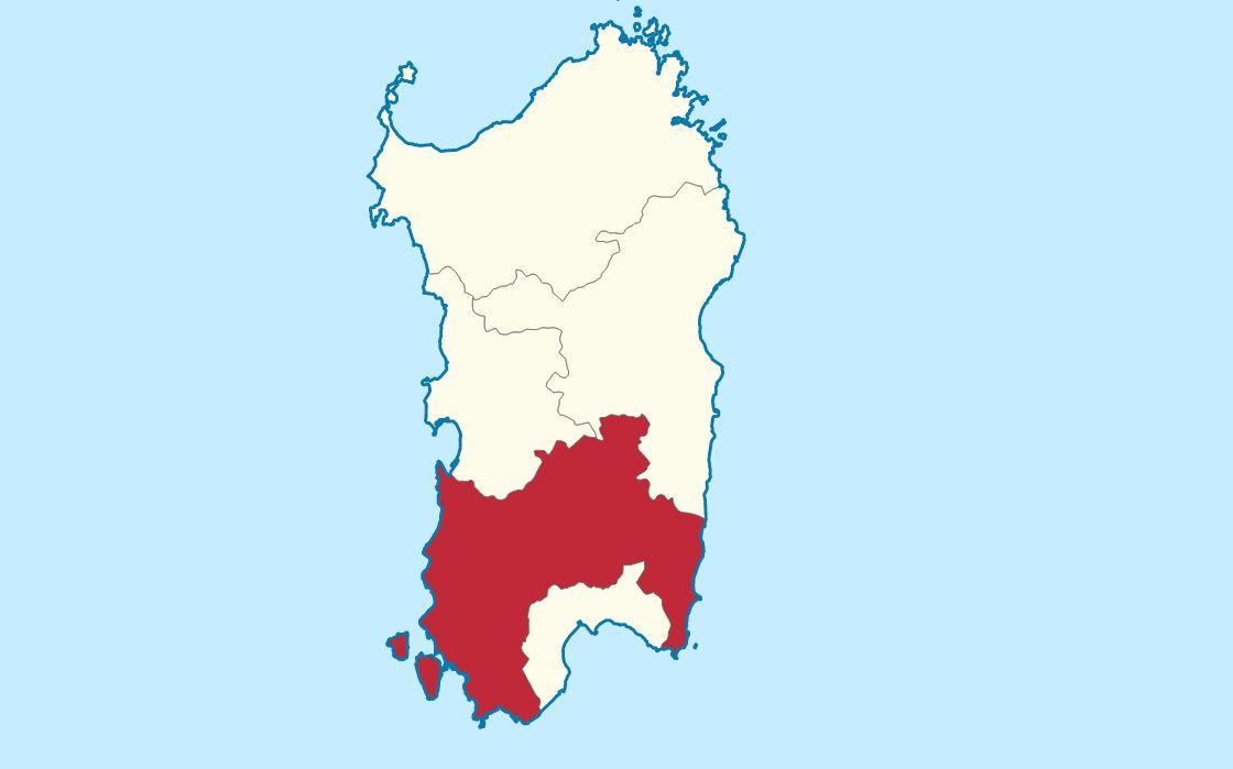 Istituita la Provincia del Sud Sardegna