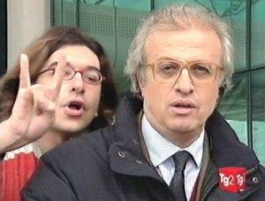 La Cassazione condanna Paolini. I blitz in tv molestano il lavoro
