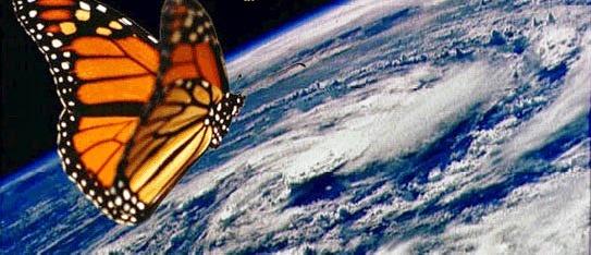 La farfalla e il terremoto