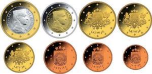 La Lettonia entra nell'Euro