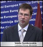 La Lettonia sull'orlo della bancarotta