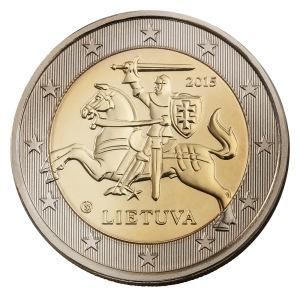 La Lituania entra nell'Euro