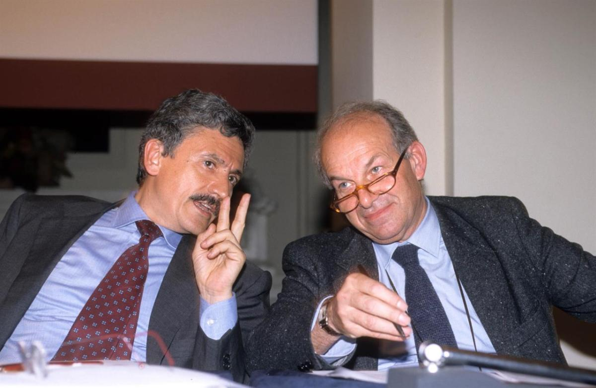 La rinuncia di D'Alema la Camera va a Bertinotti