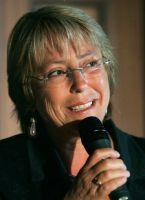 La socialista Michelle Bachelet prima donna presidente del Cile