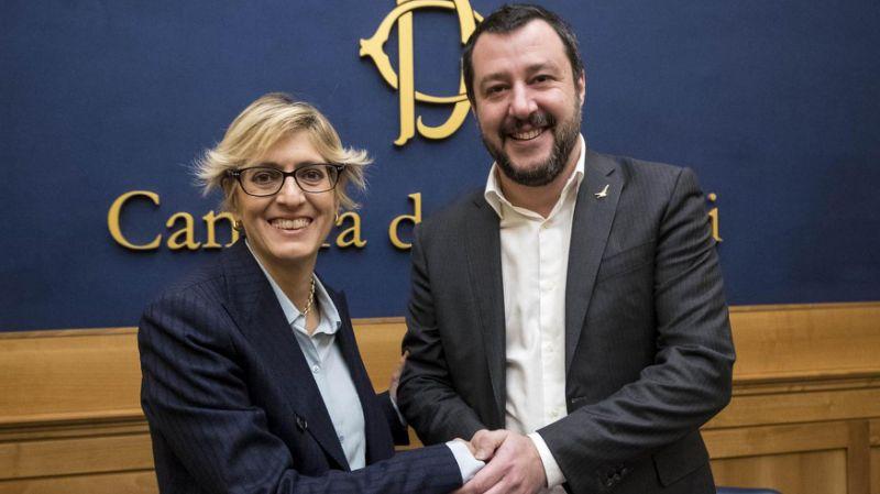 Lega, Salvini lancia la Bongiorno e punta Palazzo Chigi