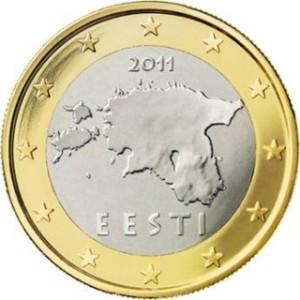 L'Estonia entra nell'Euro
