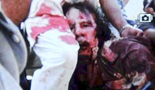 "Libia, Cnt: ""Ucciso Gheddafi"". Guerra finita."