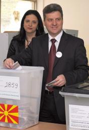 Macedonia: vince candidato conservatore