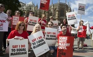 Matrimoni gay, sì anche in Gran Bretagna