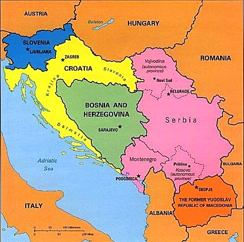 Montenegro, vince la secessione dalla Serbia
