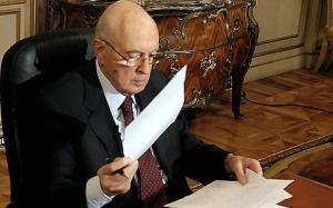 Napolitano boccia il federalismo Decreto irricevibile, governo scorretto