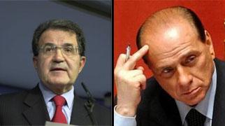 Prodi: la Cdl fa delinquenza politica.