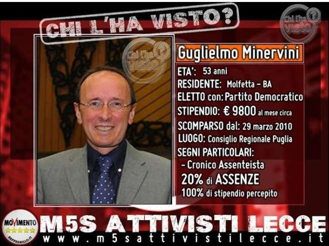 Puglia, M5s attacca assessore «assenteista». Ma è malato di cancro