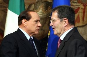 Quirinale, faccia a faccia tra Prodi e Berlusconi