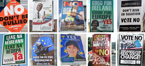 Referendum Irlanda: vince il sì