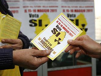 Referendum Nucleare: Sardegna contraria, apripista nazionale
