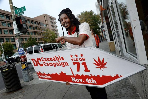 Referendum Usa: anche Oregon e Washington dicono sì alla marijuana 'ricreativa'