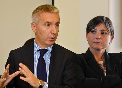 Renzi nomina Guerini e Serracchiani vicesegretari