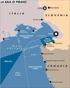 Slovenia-Croazia. Disputa confine: aut aut Lubiana a proposta Ue