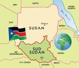 Sudan, nasce un nuovo paese da mezzanotte il Sud è indipendente