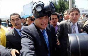 Tentato golpe in Ecuador