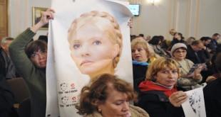 Ucraina: l'Ue si mobilita per Yulia Tymoshenko
