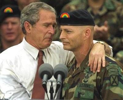 Usa, Bush: ''Emendamento contro le unioni omosessuali''