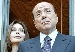 Veronica Lario: con Silvio matrimonio finito