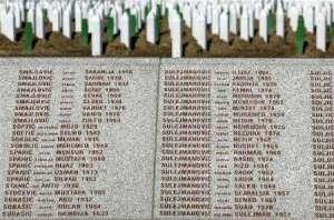 A Srebrenica fu genocidio, ma Serbia non responsabile
