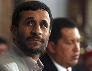 Ahmadinejad da Chavez, trionfa l'antimperialismo