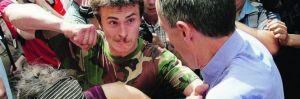 Mosca, al Gay Pride aggressione a Luxuria e Cappato